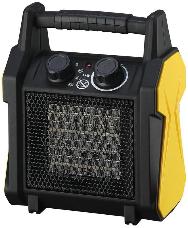 Elektrický přímotop 2kW / 230V topidlo ohřívač Strend Pro 119512 Nářadí 1.84Kg TR119512