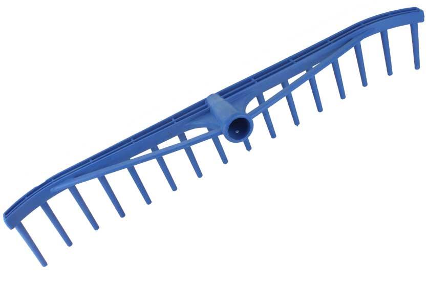 Hrábě klasické plastové 550 mm Strend Pro 211463 (TO-35788)