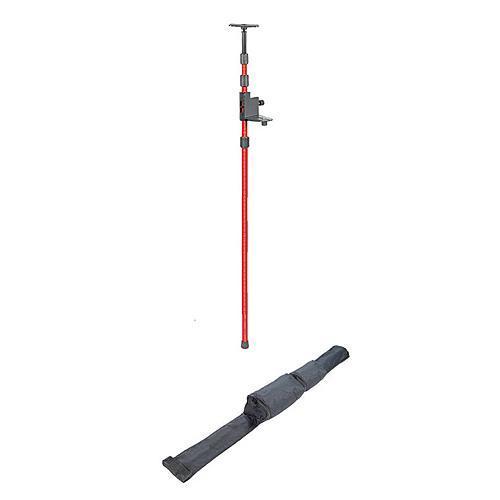 Teleskopická tyč pro křížový nivelační laser