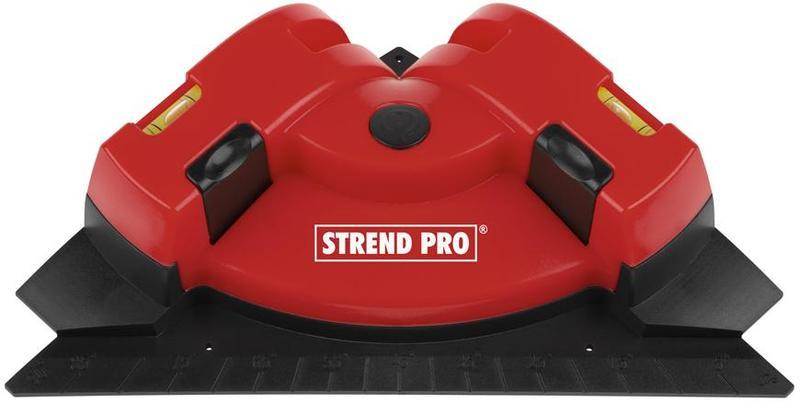 STREND PRO Křížový laser na obklady, dlažby a podlahy (TR213378) Nářadí 0.32Kg TR213378