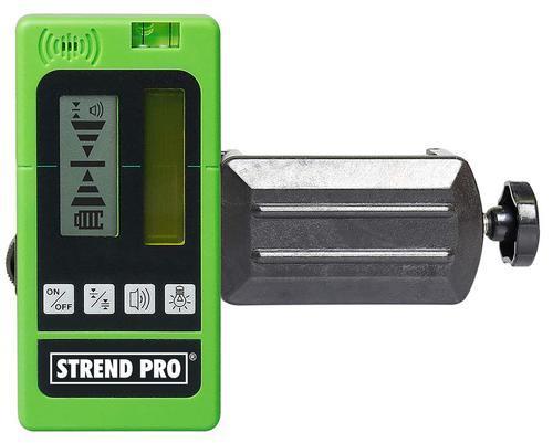 Přijímač - detektor zeleného laserového paprsku pro lasery Strend Pro