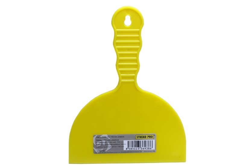 Špachtle plastová Strend Pro 2160134 šíře 150mm