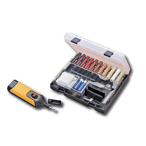 Pájecí sada na opravu laminátových plovoucích a dřevěných podlah TR2160796