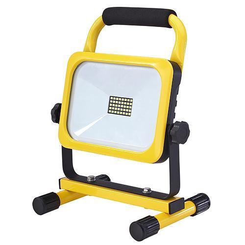 Aku nabíjecí, přenosný reflektor SMD LED 20W se stojánkem Strend Pro (2171467)