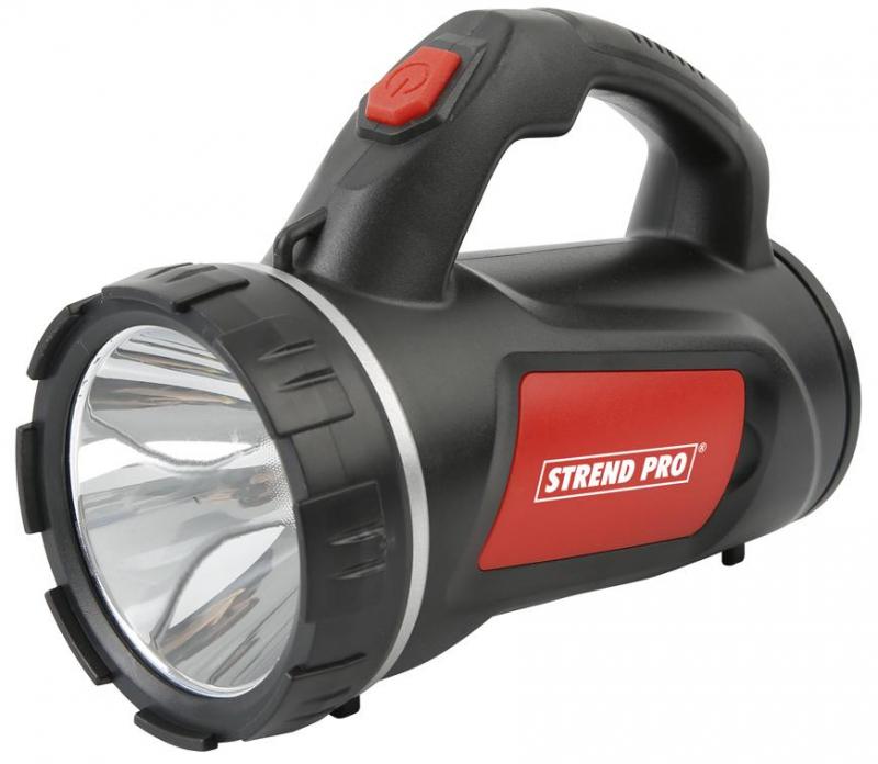 STREND PRO Svítilna XPE + COB LED 150 lm nabíjecí