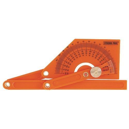 Úhloměr multifunkční Strend Pro AP-131, plastový, pro vnitřní a vnější úhly