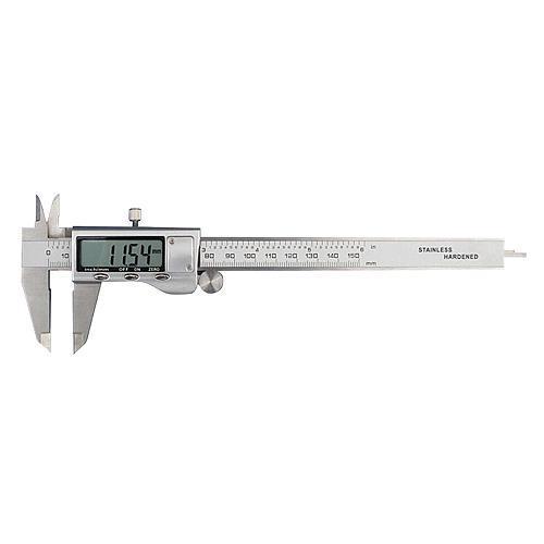 Posuvné měřítko  digitální Strend Pro 150mm (YT-7201)