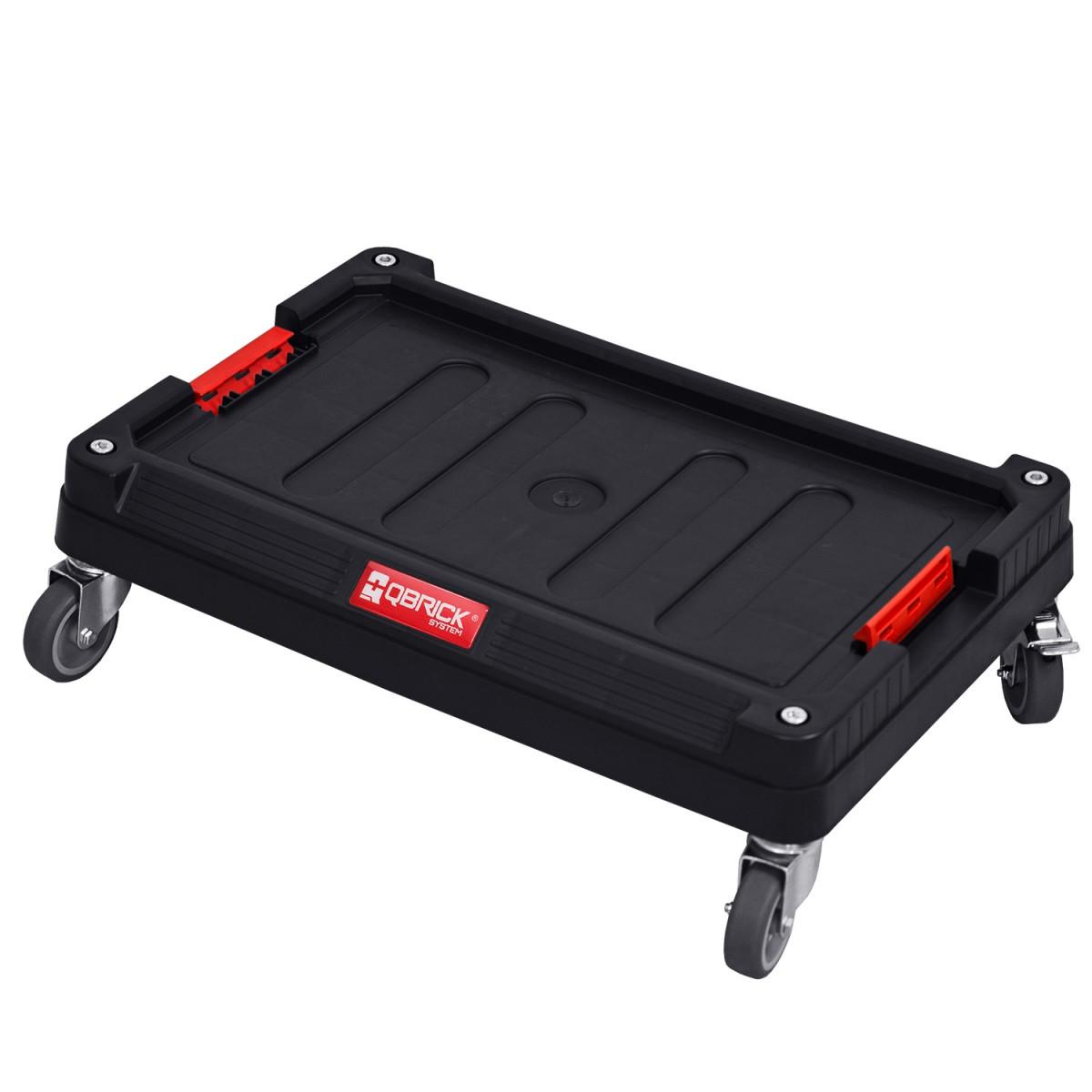 Kolečka-podvozek pro kufry na nářadí Modul QBRICK® System TWO Platform Transport