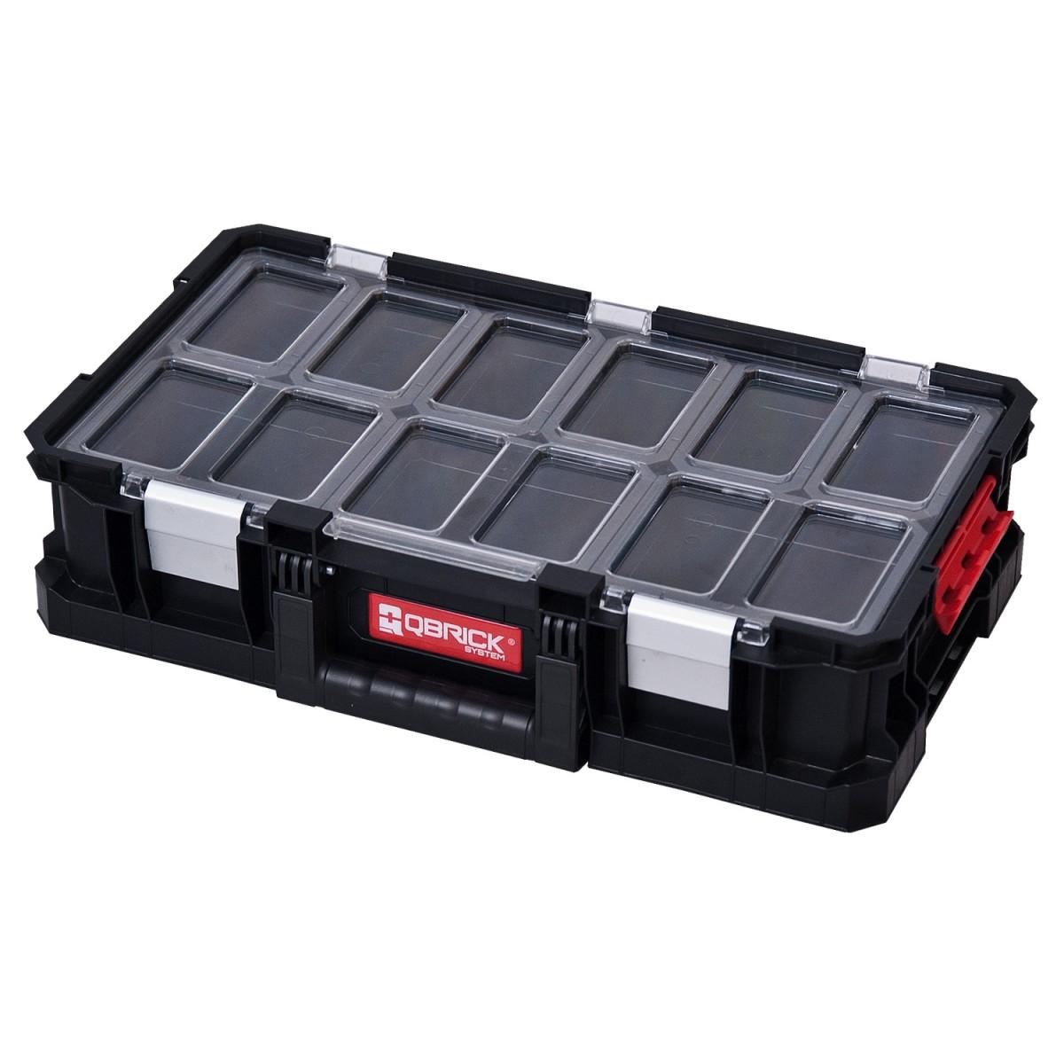 Kufr na nářadí Box QBRICK® System TWO Organizer Flex