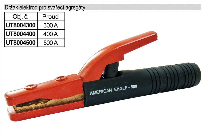 Držák elektrod ke svářečkám do 500A
