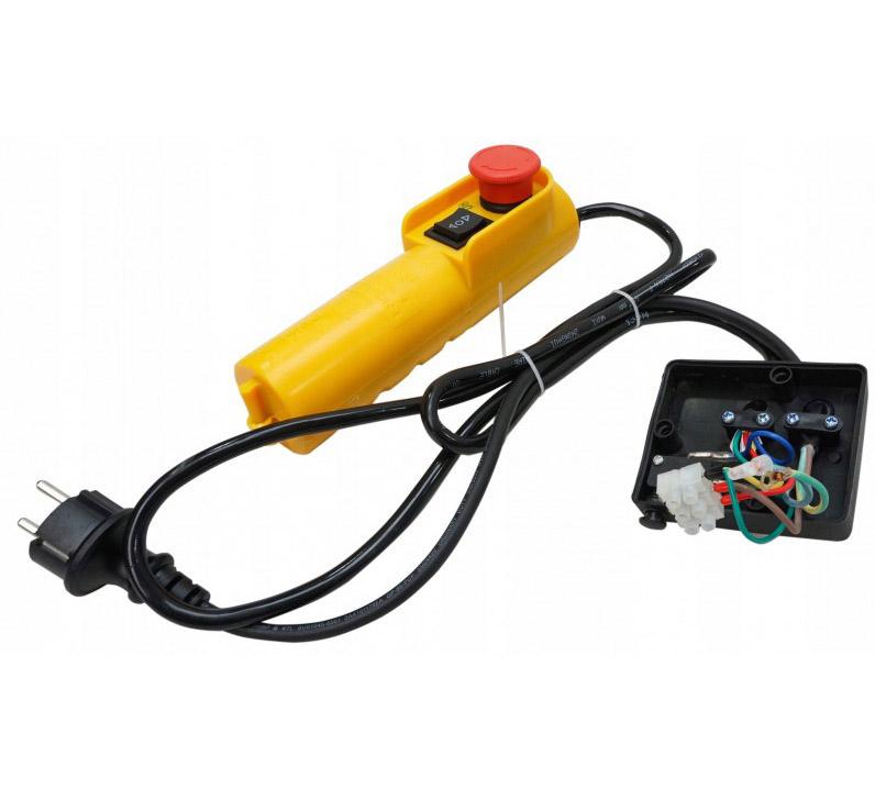 VERKE Ovladač na elektrický lanový zvedák, naviják 800/400kg V06082 Nářadí 0.72Kg V06082