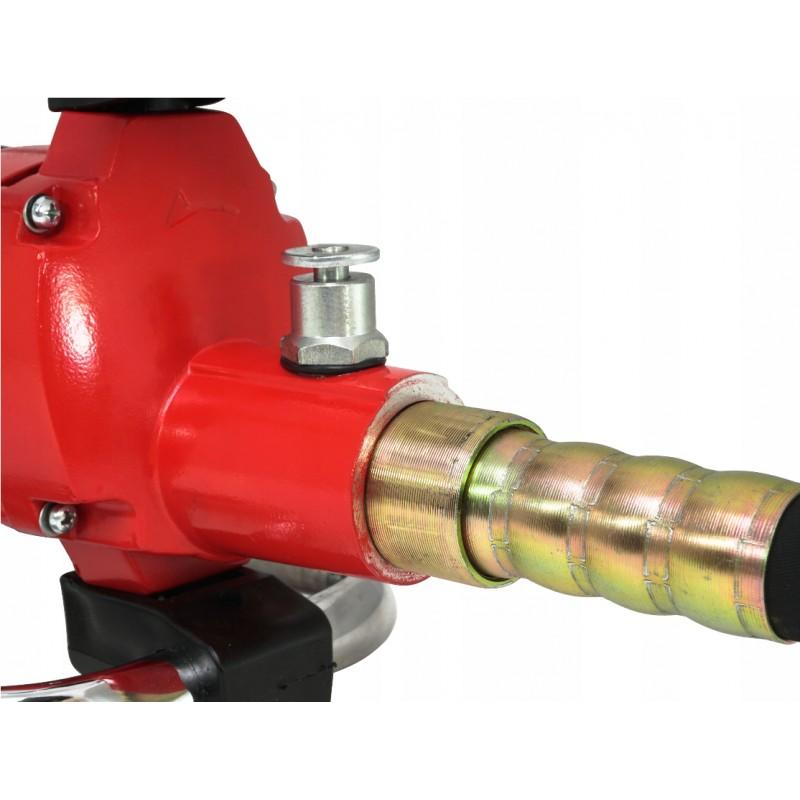 VERKE Ponorný vibrátor do betonu, hadice 4m V10150