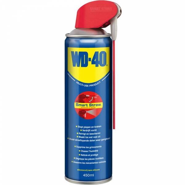 WD-40 450 ml univerzální mazivo Smart Straw Nářadí 0.486Kg WD-40-450