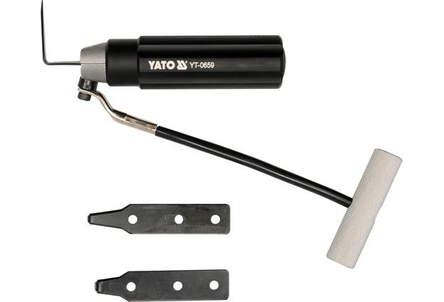 Nůž-vyřezávač na demontáž autoskel Yato YT-0659