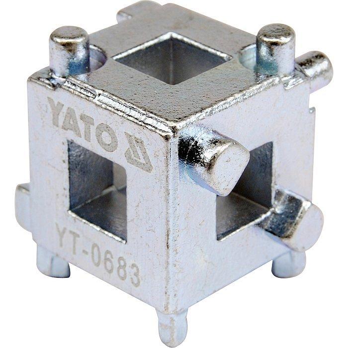 Klíč univerzální k montáži brzdových třmenů Nářadí 0.115Kg YT-0683