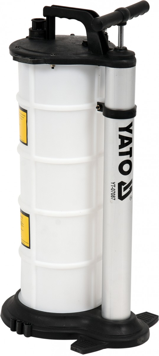 YATO Ruční odsávačka, pumpa na olej a kapaliny 9L YT-07087