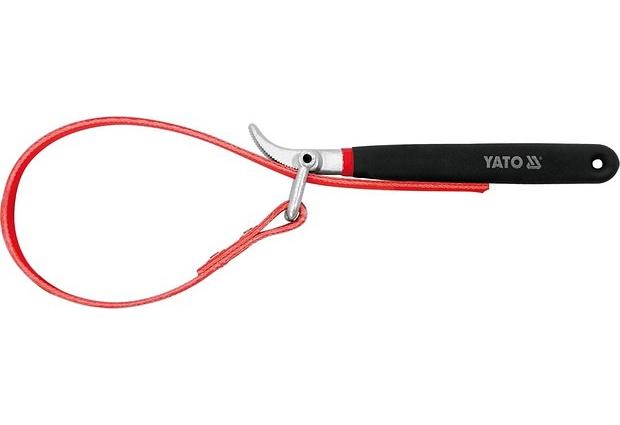 Pásový klíč na olejové filtry  80 - 160 mm Yato