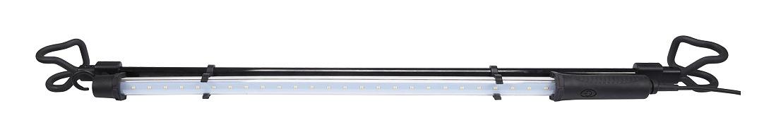 Světlo pracovní 12W SMD LED, 230V, s držákem na kapotu, YATO YT-08532 Nářadí 1.813Kg YT-08532