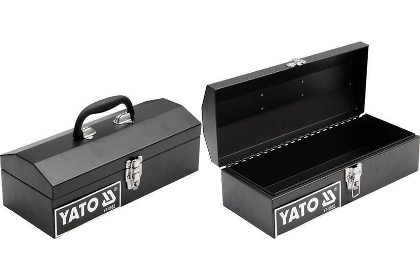 Kufr na nářadí, 1 komorový, velikost 360 x 150 x 115 mm, Yato