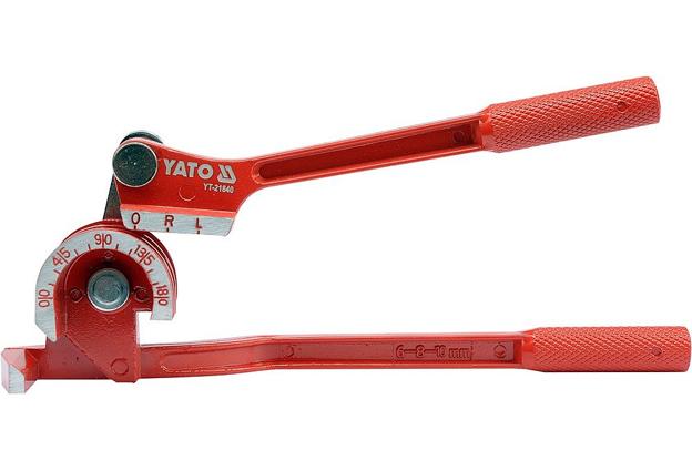 Ohýbačka trubek 6-10mm YT- 21840