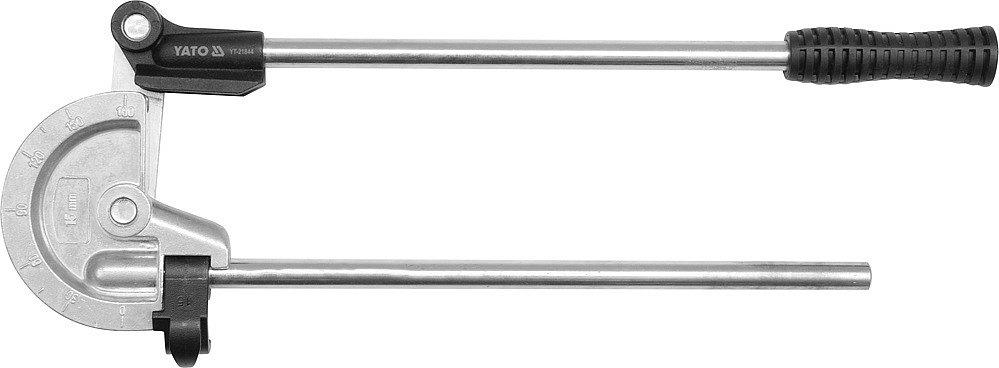 "Mini ohýbačka na trubky Al, Cu, průměr  9/32"" - 15mm Yato"