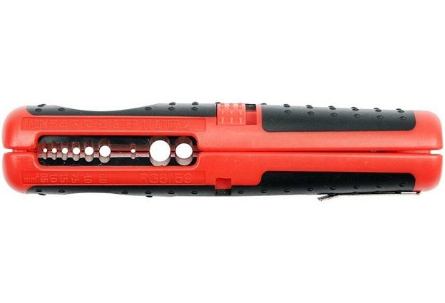 Nůž  na odizolování kabelů  YATO průměr 0,5-6mm
