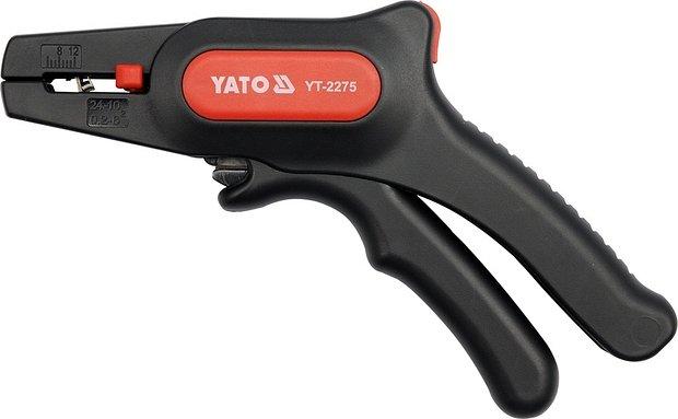 Kleště odizolovací automatické 195 mm Nářadí 0.192Kg YT-2275