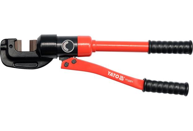 Kleště hydraulické pro štípání armovacích drátů průměru 4 – 16mm, Yato