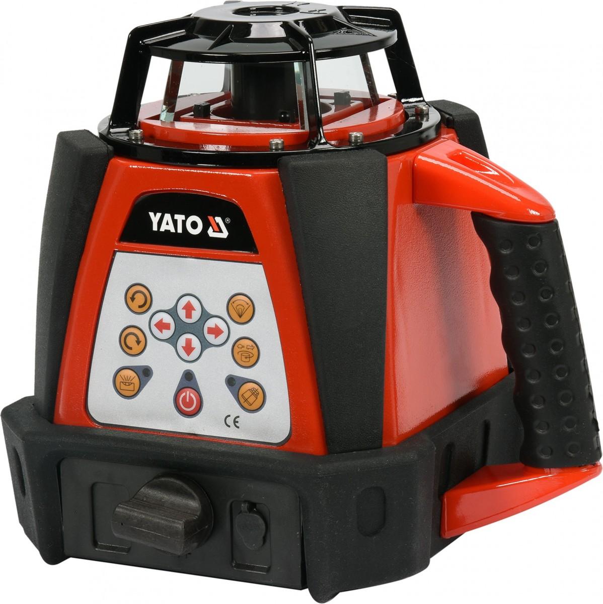 YATO Rotační laser samonivelační YT-30430 Nářadí 6.125Kg YT-30430