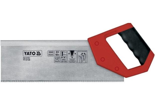 Pila čepovka, ruční, délka 300 mm, Yato
