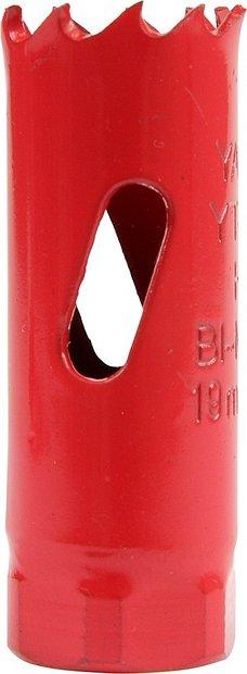 YATO Pilový vrták korunkový bimetalový vyřezávací 25 mm Nářadí 0.06Kg YT-3308
