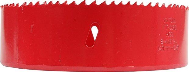 Korunka vrtací bimetalová 114 mm