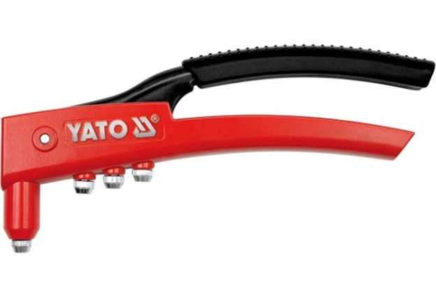 kleště nýtovací délka 280mm Yato Nářadí 0.729Kg YT-3600