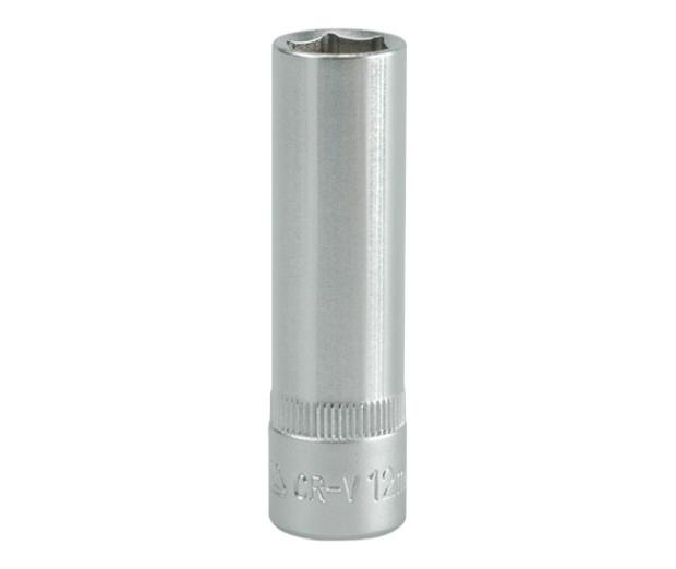 """Yato Nástavec 3/8"""" 12 mm šetihranný hluboký"""