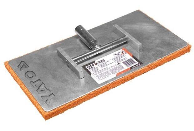 Hladítko 195 x 395 mm ALU kloubové s hydrogumou