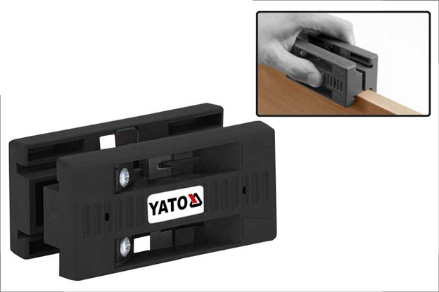 Nůž ořezávací na hrany lamina, na desky tloušťky 13 – 25 mm, Yato