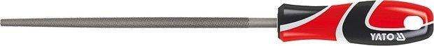 Pilník  YATO kulatý délka 250mm  hrubý
