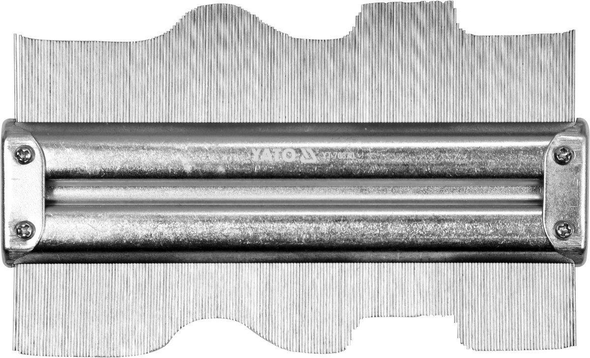 YATO Obrysová kopírovací šablona 150mm YT-70870