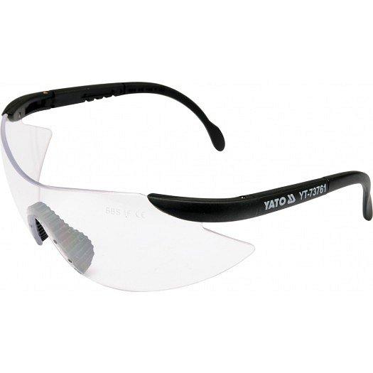 Ochranné brýle čiré typ B532, EN 166:2001 F