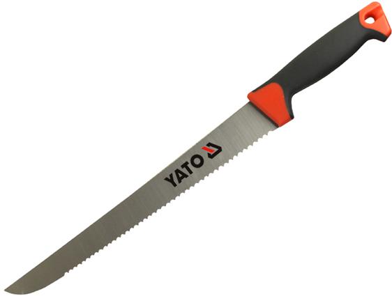 Nůž  na polystyrén a minerální vatu Yato 500 mm