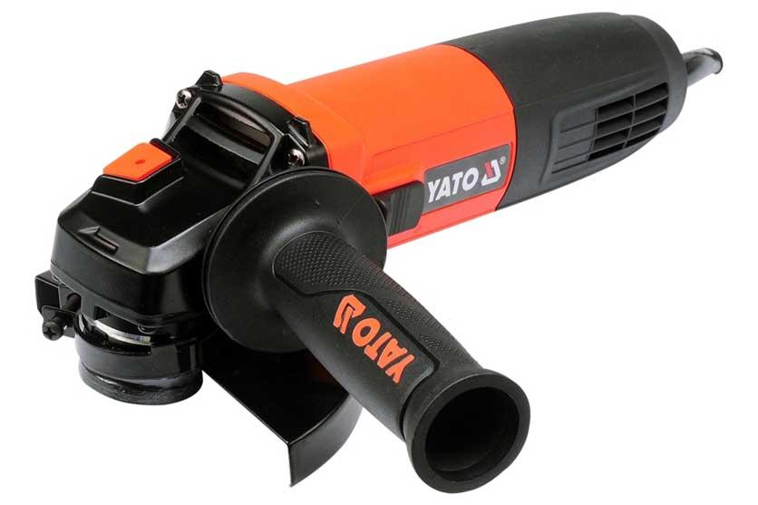 Bruska úhlová 125 mm 850 W Yato  YT-82094