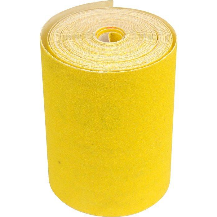 Smirkový papír v roli 93mmx5m P100 Nářadí 0.221Kg YT-8452