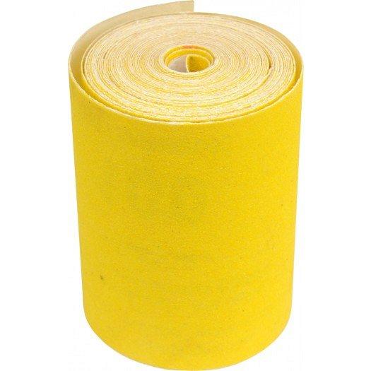 Smirkový papír v roli 93mmx5m P120 Nářadí 0.177Kg YT-8453
