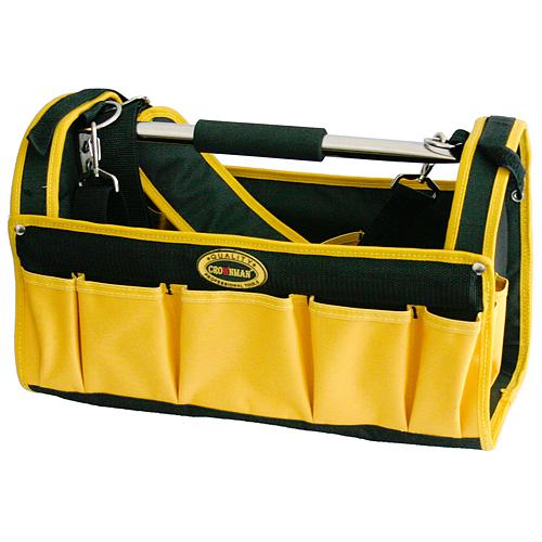taška na nářadí s kovovou rukojetí, 41x20x25cm, nylon,STREND PRO