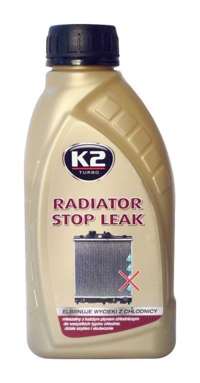 Přípravek na utěsnění chladiče 400 ml K2