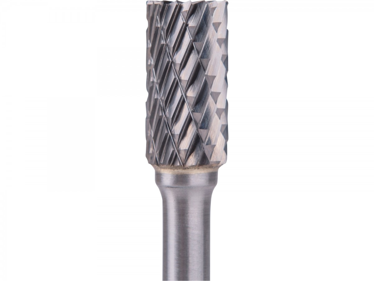 Stopková fréza do kovu, válcová s čelním ozubením, pr.10x20mm/stopka 6mm,sek střední Nářadí 0.042Kg ma8703714