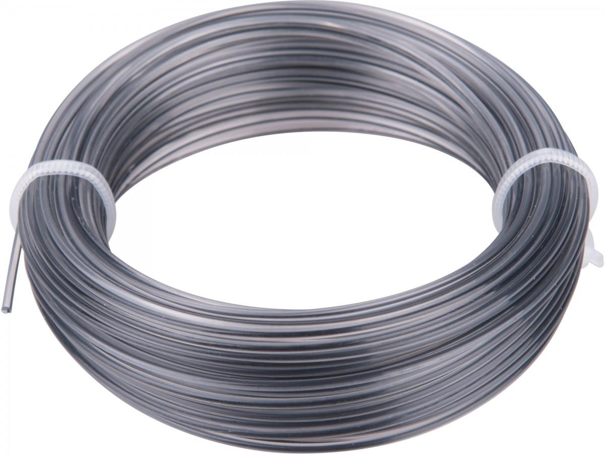 EXTOL PREMIUM žací struna do sekačky s jádrem, kruhový profil, 2,4mm, 15m, PA66 8870904