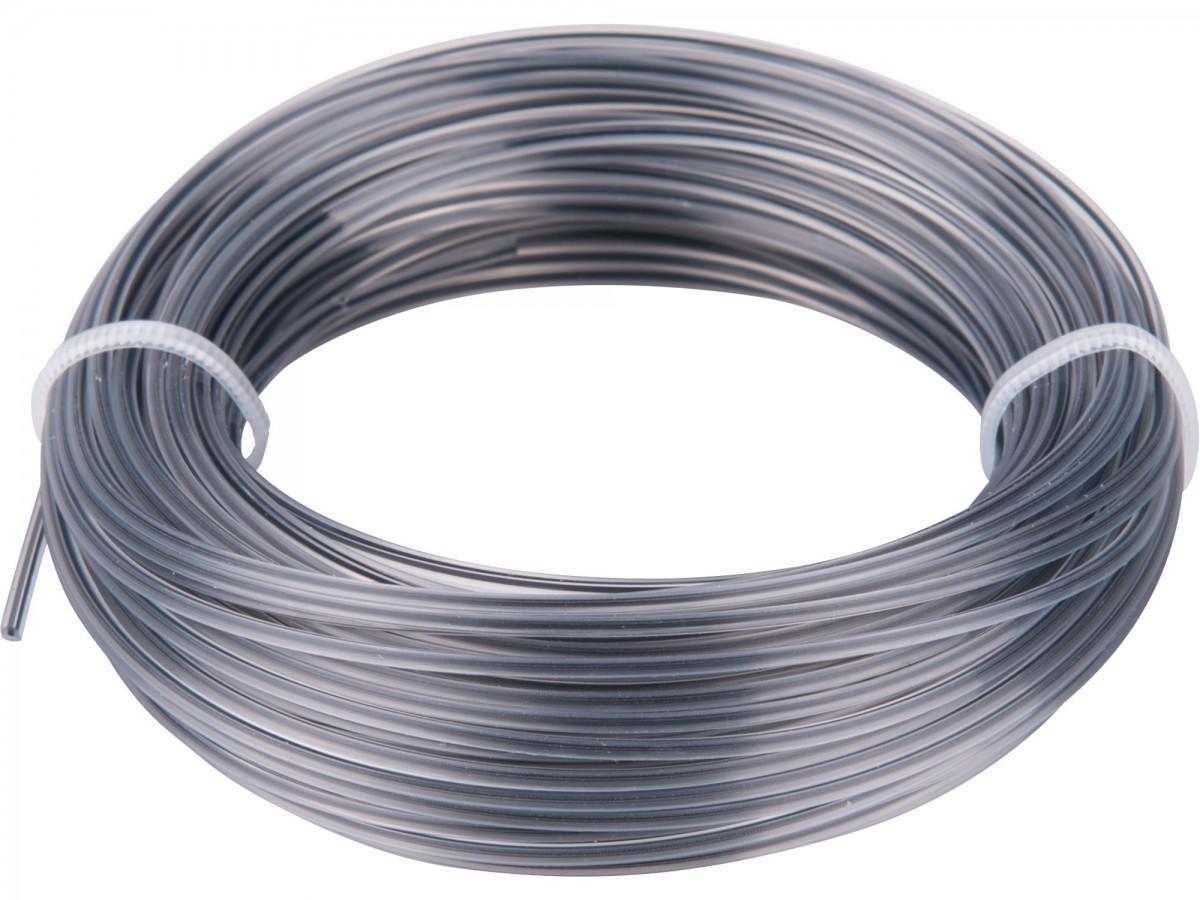 EXTOL PREMIUM žací struna do sekačky s jádrem, čtvercový profil, 1,3mm, 15m, PA66 8870911