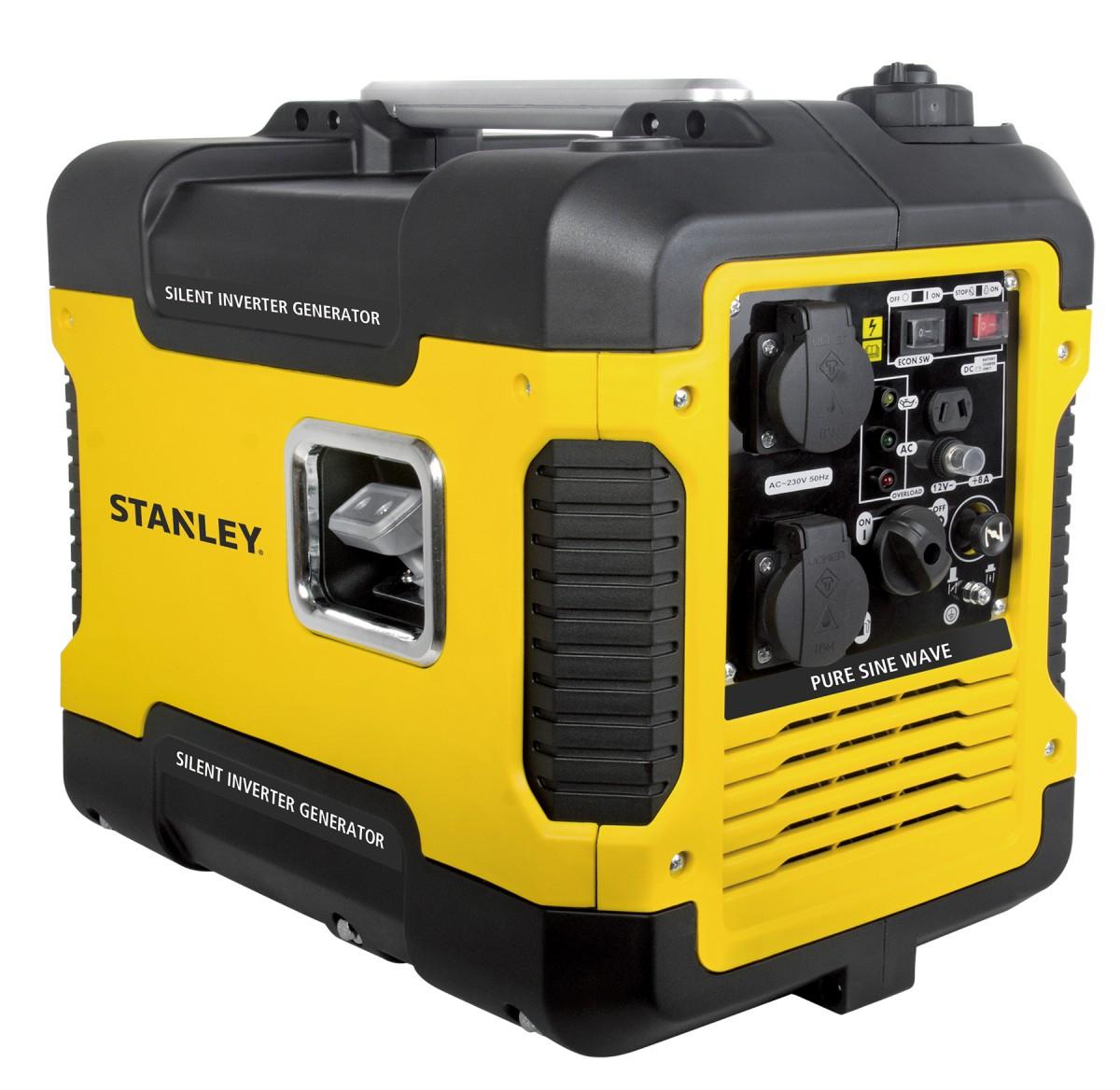 Elektrocentrála invertorová SIG 1900S Stanley