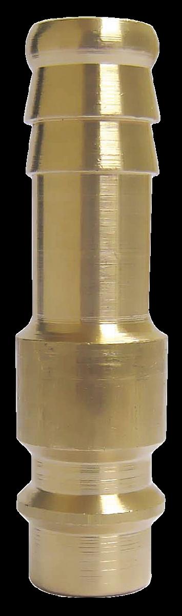 """Rychlospojka vzduchová hadicová vsuvka mosazná na hadici 6mm (1/4"""")"""
